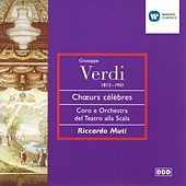 Verdi - Opera Choruses by Various Artists