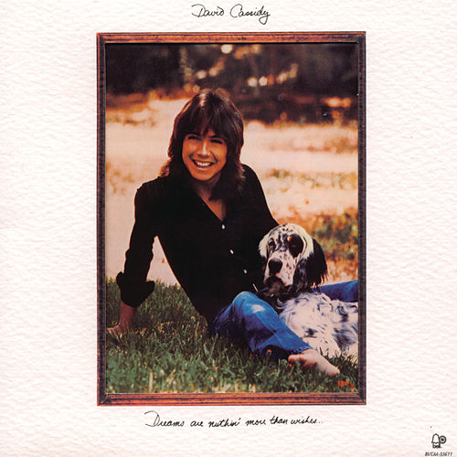 Dreams Are Nuthin' More Than Wishes von David Cassidy