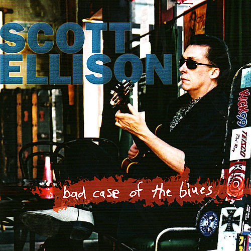 Bad Case of the Blues by Scott Ellison