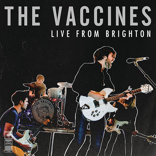 Live from Brighton - EP by The Vaccines