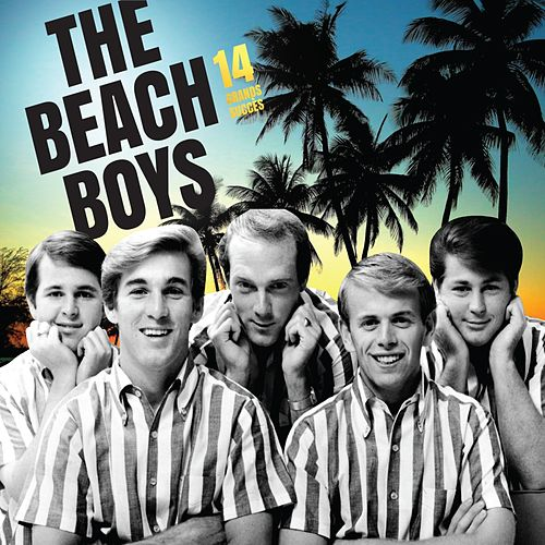 14 Grands Succès de The Beach Boys