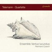 Telemann Quartets by Ensemble Ventus Iucundus