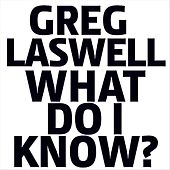 What Do I Know? de Greg Laswell