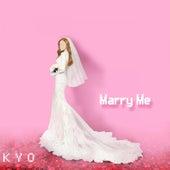 Marry Me de kyo