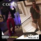 Codes by willie b