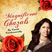 Magnificent Ghazals by Kavita Krishnamurthy by Various Artists