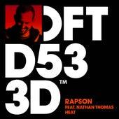 Heat (feat. Nathan Thomas) by Rapson