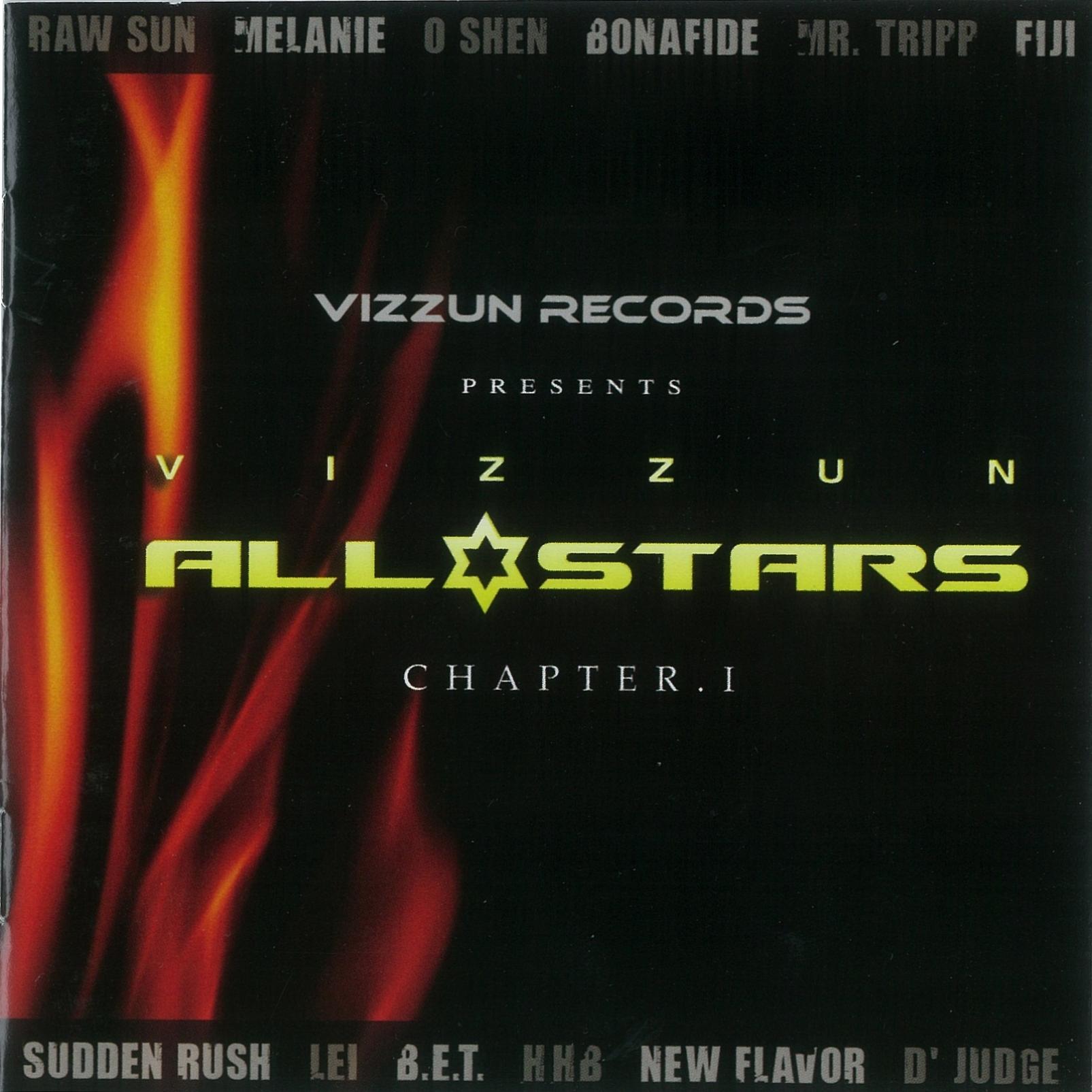 Vizzun Allstars Chapter 1 by Various Artists