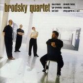 Brubeck / Stravinsky / Weill by Brodsky Quartet