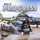 Progress - Single de Rigz