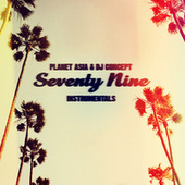 Seventy Nine (Instrumentals) de DJ Concept