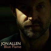 Blue Flame by Jon Allen