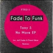 No More - Single by Los Tony's