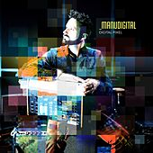 Digital Pixel von Manudigital