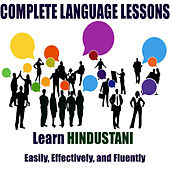 Learn Hindustani Easily, Effectively, and Fluently von Complete Language Lessons (1)