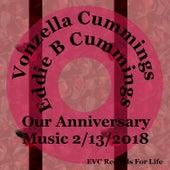 Our Anniversary Music 2/13/2018 von Vonzella Cummings