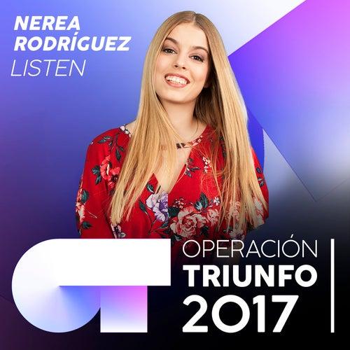 Listen (Operación Triunfo 2017) de Nerea Rodríguez