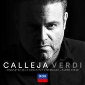 Joseph Calleja - Verdi by Ramón Tebar