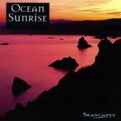 Ocean Sunrise by George Jamison