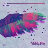 No One by Zac