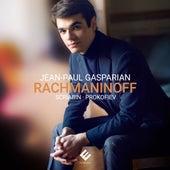 Rachmaninoff: Études-tableaux, Op. 39 (& Works by Scriabin & Prokofiev) de Jean-Paul Gasparian