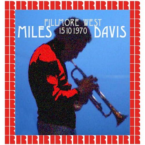 Fillmore West Auditorium, San Francisco, October 15, 1970 (Hd Remastered Edition) de Miles Davis