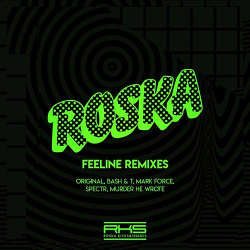 Feeline 10 (Remixes) by Roska