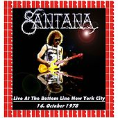 The Bottom Line, New York, October 16th, 1978 (Hd Remastered Edition) by Santana