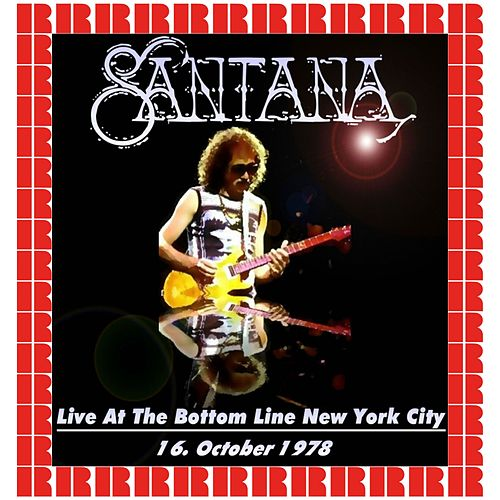 The Bottom Line, New York, October 16th, 1978 (Hd Remastered Edition) de Santana