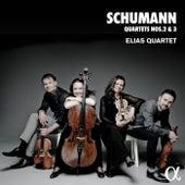 R. Schumann: String Quartets Nos. 2 & 3 by Elias String Quartet