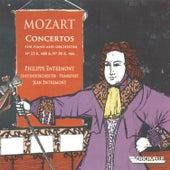 Mozart: Piano Concerto No. 23, K. 488 - Piano Concerto No. 20, K. 466 de Philippe Entremont