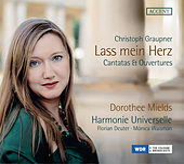 Graupner: Lass mein Herz by Various Artists