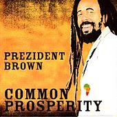 Common Prosperity by Prezident Brown