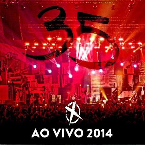 35 - Ao Vivo 2014 de Xutos & Pontapés