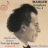 Mahler: Symphony No. 4 in G Major by Various Artists