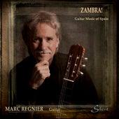 Zambra!: Guitars from Spain by Marc Regnier