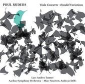 Ruders: Viola Concerto & Handel Variations by Various Artists