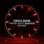 I Know You (Remixes) van Craig David