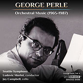 Perle: Orchestral Music (1965-1987) by Various Artists