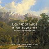 Richard Strauss: An Alpine Symphony / Till Eulenspiegel's Merry Pranks by Sir Andrew Davis