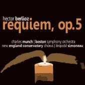 Berlioz: Requiem von Léopold Simoneau