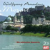 MOZART, W.A.: Violin Concerto No. 5 / Clarinet Concerto, K. 622 / Concerto for Flute and Harp, K. 299 / Piano Concerto No. 26 (D. Oistrakh, Michallik) by Various Artists