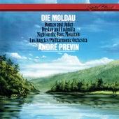 Tchaikovsky: Romeo and Juliet / Smetana: Vltava / Mussorgsky: A Night On The Bare Mountain / Glinka: Russlan & Ludmilla Overture by André Previn