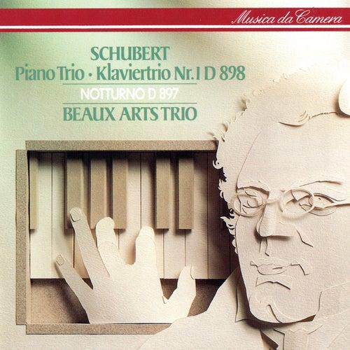 Schubert: Piano Trio No. 1; Notturno by Beaux Arts Trio