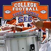 College Football Fight Songs: SEC by Various Artists