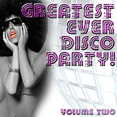 Greatest Ever Disco Party! Volume 2 by Jupiter