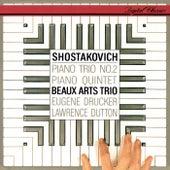 Shostakovich: Piano Quintet; Piano Trio No. 2 by Various Artists