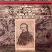 Schumann: Piano Quartet; Piano Quintet von Samuel Rhodes