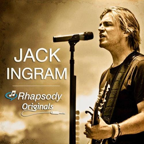 Rhapsody Originals by Jack Ingram