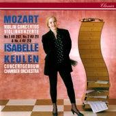 Mozart: Violin Concertos Nos. 1, 2 & 4 by Concertgebouw Chamberorchestra
